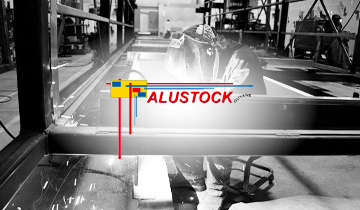 Production Industrielle Alustock